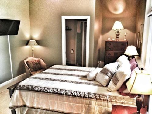 . The Gregory B&B