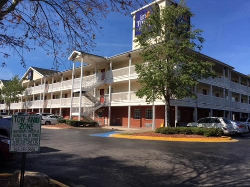InTown Suites Extended Stay Jacksonville FL   Baymeadows