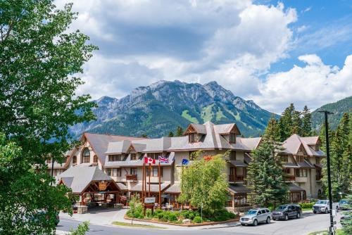 Banff Caribou Lodge and Spa - Hotel - Banff