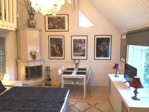 Lovely Mint Garden Studio - Apartment - Vantaa