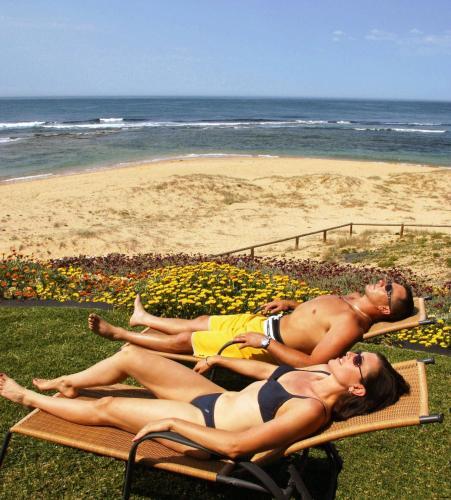 . Al Mare Beachfront Retreat Award Winner