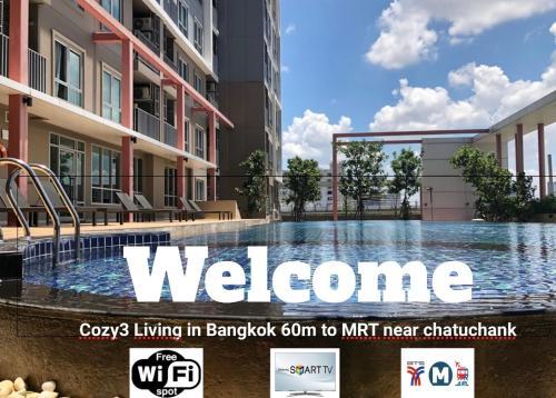Cozy3Living in Bangkok Cozy3Living in Bangkok
