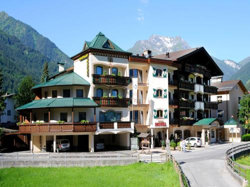 Hotel Pramstraller Mayrhofen
