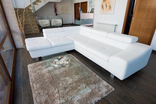Doppel-/Zweibettzimmer mit Meerblick Hotel Naturaleza Mar da Ardora Wellness & Spa 52