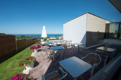 Doppel-/Zweibettzimmer mit Meerblick Hotel Naturaleza Mar da Ardora Wellness & Spa 53