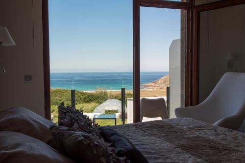 Doppel-/Zweibettzimmer mit Meerblick Hotel Naturaleza Mar da Ardora Wellness & Spa 54