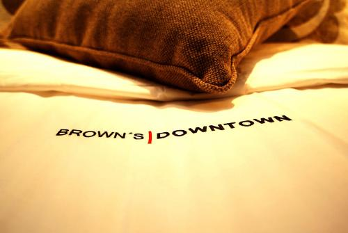 Browns Downtown Hotel photo 20