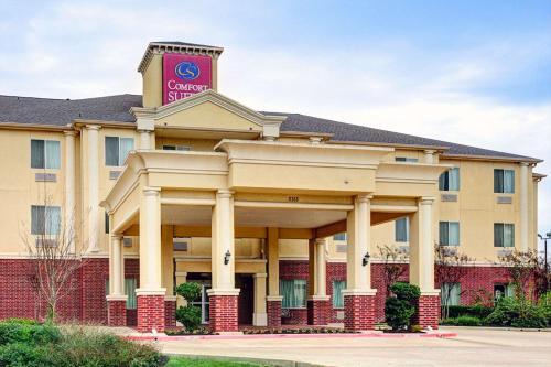 . Comfort Suites Texas Avenue