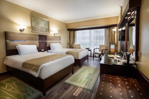 Pyramisa Suites Hotel Cairo - image 4