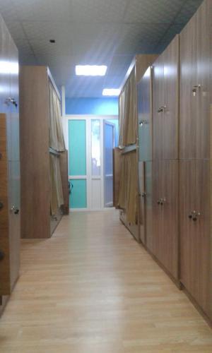 Hostel Eleon Односпальная кровать в общем номере для женщин