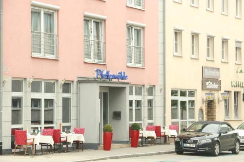 . Hotel-Restaurant Pfeffermühle Balingen