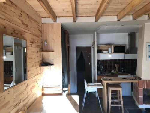 Grand studio duplex mezzanine. - Apartment - Pra Loup
