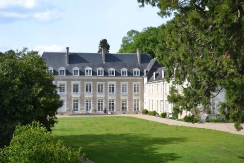 Hotel-overnachting met je hond in Château de Saint Ouen les Vignes - Saint-Ouen-les-Vignes