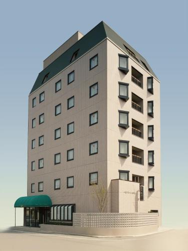 一宮綠色酒店 Ichinomiya Green Hotel