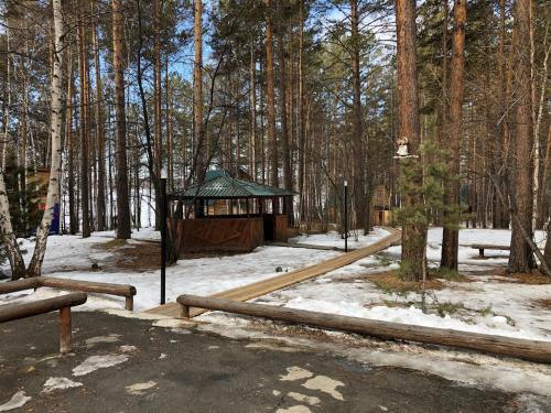 База отдыха оз. Байкал