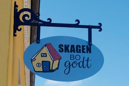 Skagen Bo Godt Kirkevej, Pension in Skagen