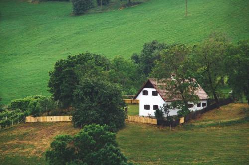 Hiša na Pohorju