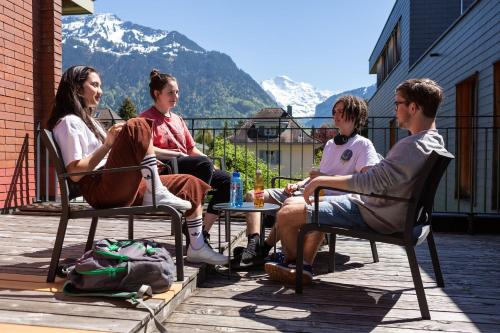 Chalet Hostel @ Backpackers Villa Interlaken, Interlaken