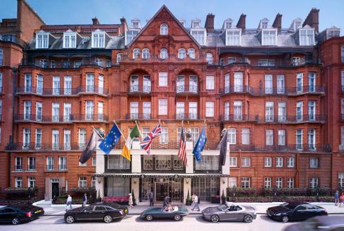 Brook Street, Mayfair, London, England, United Kingdom, W1K 4HR.