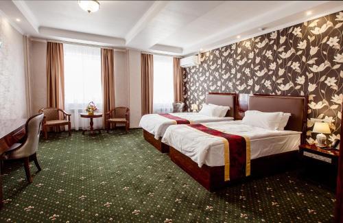 Versal Hotel, Kurgan