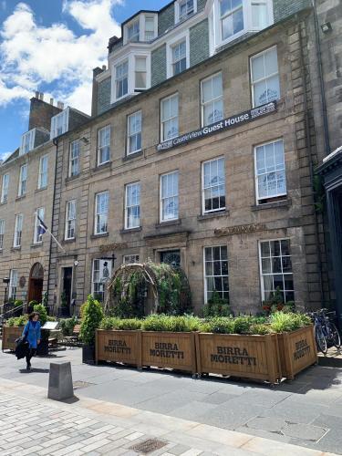 Castle View Guest House, Edinburgh