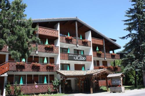 Hotel Igloo Morzine