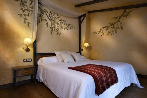 Double or Twin Room Hotel Rural Los Ánades 31