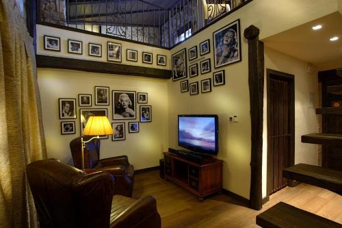 Suite Hotel Rural Los Ánades 15