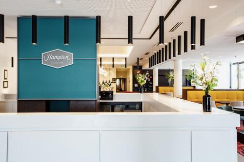 . Hampton By Hilton Toulouse Airport