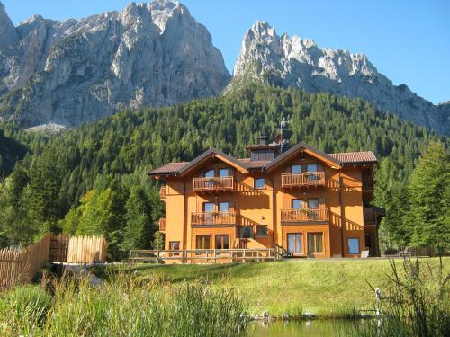 . Hotel Chalet Giasenei