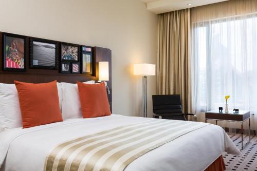 Radisson Blu Hotel Nairobi kamer foto 's