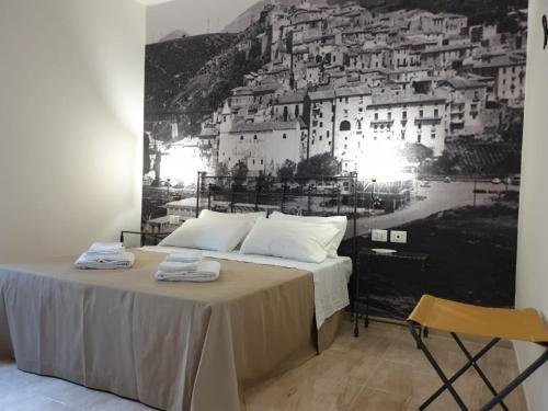 . Porta Marina guest rooms