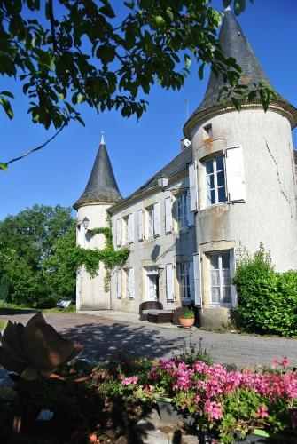 Chateau L'Orangerie - Chambre d'hôtes - Le Chillou