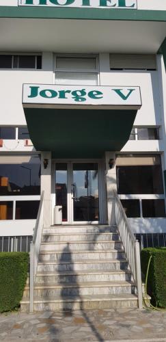Hotel Jorge V, Mirandela