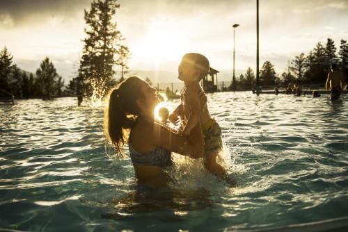 Fairmont Hot Springs Resort - Hotel - Fairmont Hot Springs