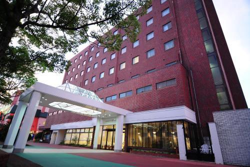 Kurayoshi City Hotel Kurayoshi City Hotel
