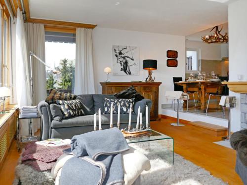 Chesa Sur Crap - Apartment - St. Moritz