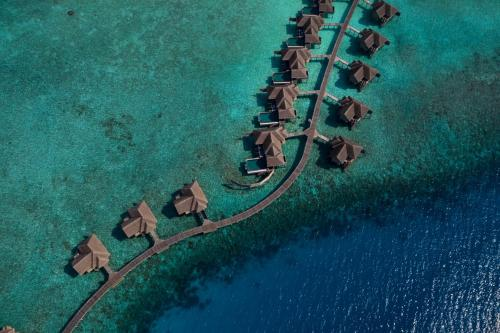 Vakkaru Island, Baa Atoll, Maldives.