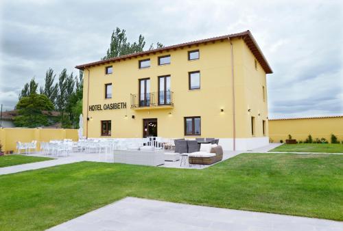 . Hotel Rural Oasibeth