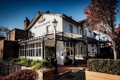 . The Fox & Goose Hotel
