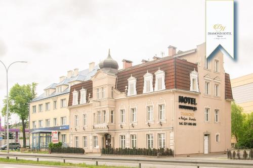. Hotel Diamond w Białym Dworku