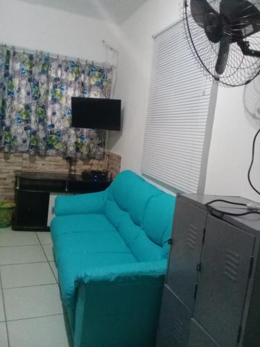 Single Bed in 4-Bed Male Dormitory Room with external bathroom