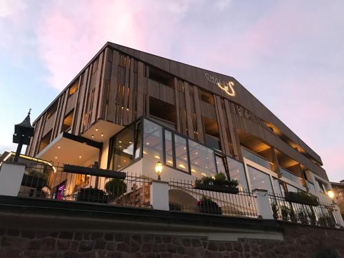 Hotel Chalet S Dolomites Wolkenstein-Selva Gardena