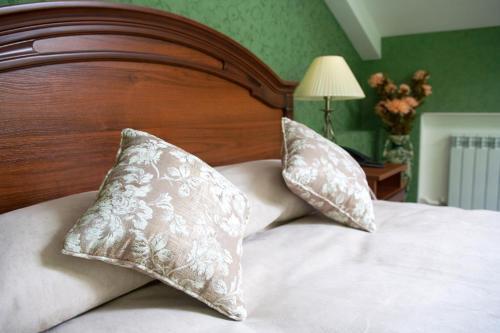Castle Отель Улучшенный двухместный номер с 1 кроватью