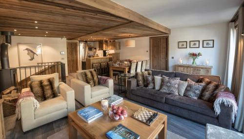 La Canadienne 4 Bedroom duplex Val d Isere