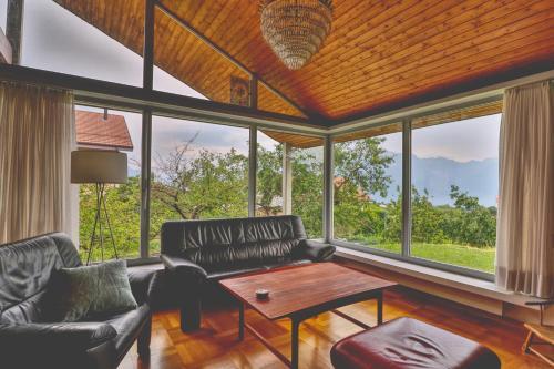 Maison familiale à Montreux avec vue sur le lac - Hotel - Montreux