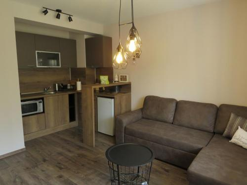 . Luxury Two-Bedroom Apartment in Borovets
