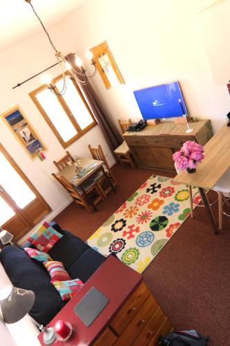Mon Mounier : Studio cosy au pied des pistes / Vue de rêve ! - Apartment - Beuil-les-Launes