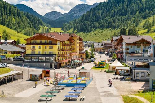 Hotel Zauchenseehof Zauchensee