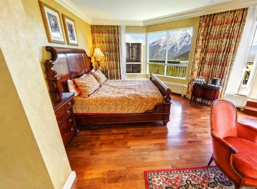 Signature Grandview with balcony - Valley View - Room 700